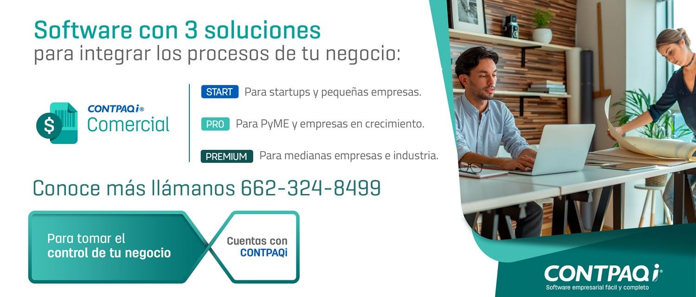 CONTPAQi® Comercial START