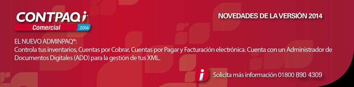 CONTPAQi ® Comercial