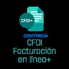 CONTPAQ i® CFDI en línea+ Licencia anual