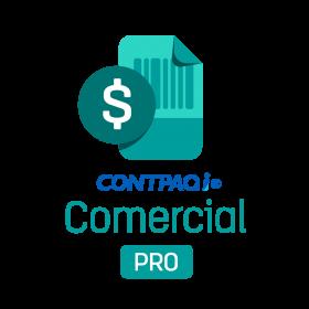 Licencia anual CONTPAQi® Comercial PRO para 1 empresa