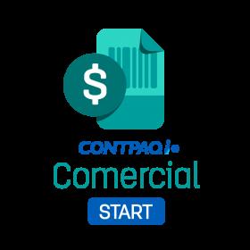Licencia anual CONTPAQi® Comercial START Multiempresa