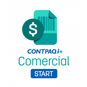 Renovación de Licencia anual CONTPAQi® Comercial START Monoempresa