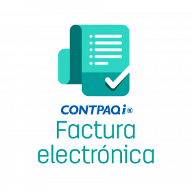 Licencia anual CONTPAQi® Factura Electrónica para 1 Empresa